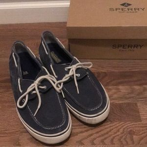 Sperry Mens Halyard Boat Shoes